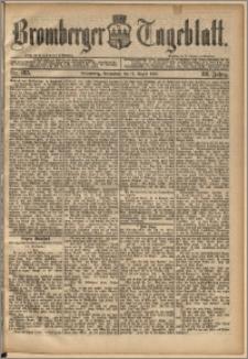 Bromberger Tageblatt. J. 13, 1891, nr 185