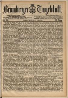 Bromberger Tageblatt. J. 13, 1891, nr 186
