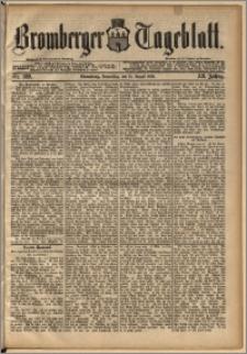 Bromberger Tageblatt. J. 13, 1891, nr 189