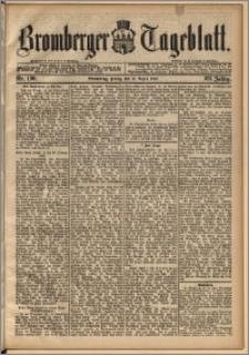 Bromberger Tageblatt. J. 13, 1891, nr 190