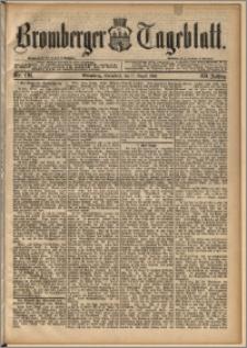 Bromberger Tageblatt. J. 13, 1891, nr 191