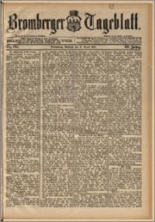 Bromberger Tageblatt. J. 13, 1891, nr 194