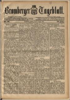 Bromberger Tageblatt. J. 13, 1891, nr 196