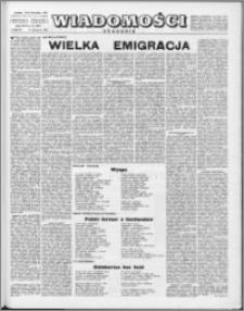 Wiadomości, R. 17 nr 45 (867), 1962
