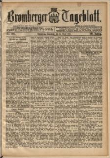 Bromberger Tageblatt. J. 13, 1891, nr 197