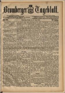 Bromberger Tageblatt. J. 13, 1891, nr 199
