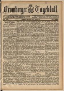 Bromberger Tageblatt. J. 13, 1891, nr 200