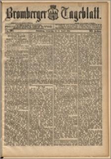 Bromberger Tageblatt. J. 13, 1891, nr 201