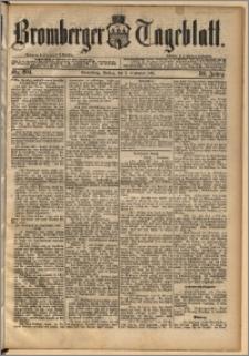 Bromberger Tageblatt. J. 13, 1891, nr 204