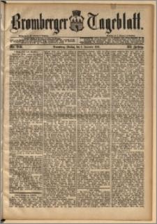 Bromberger Tageblatt. J. 13, 1891, nr 205