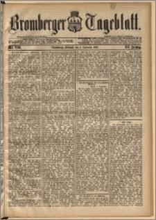 Bromberger Tageblatt. J. 13, 1891, nr 206