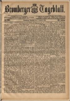 Bromberger Tageblatt. J. 13, 1891, nr 209