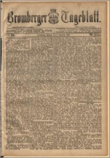 Bromberger Tageblatt. J. 13, 1891, nr 210