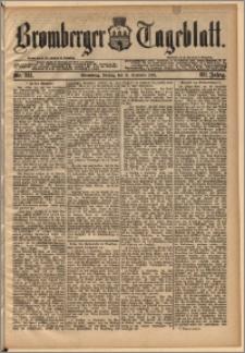 Bromberger Tageblatt. J. 13, 1891, nr 211