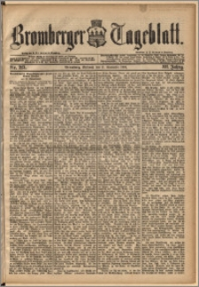 Bromberger Tageblatt. J. 13, 1891, nr 212