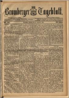 Bromberger Tageblatt. J. 13, 1891, nr 214