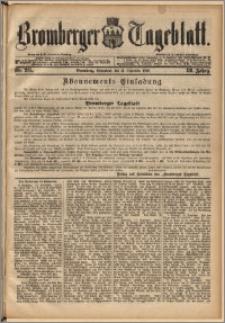 Bromberger Tageblatt. J. 13, 1891, nr 215