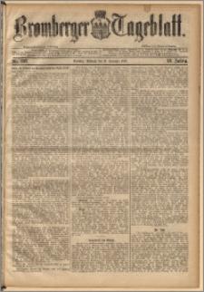 Bromberger Tageblatt. J. 13, 1891, nr 218