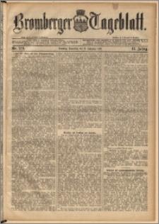 Bromberger Tageblatt. J. 13, 1891, nr 219