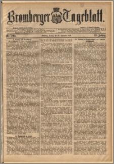 Bromberger Tageblatt. J. 13, 1891, nr 220