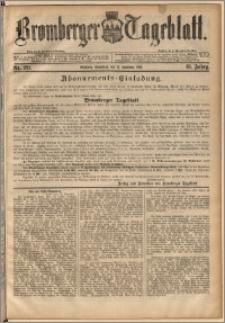 Bromberger Tageblatt. J. 13, 1891, nr 221