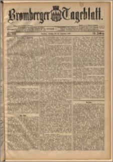 Bromberger Tageblatt. J. 13, 1891, nr 223