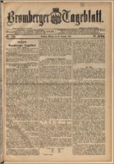 Bromberger Tageblatt. J. 13, 1891, nr 224