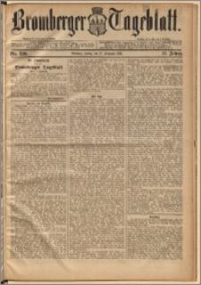 Bromberger Tageblatt. J. 13, 1891, nr 226
