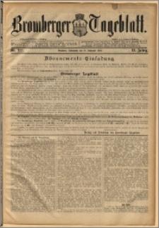 Bromberger Tageblatt. J. 13, 1891, nr 227