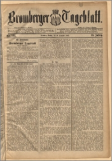 Bromberger Tageblatt. J. 13, 1891, nr 228