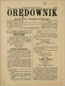 Orędownik Powiatu Mogileńskiego 1931 Nr 51
