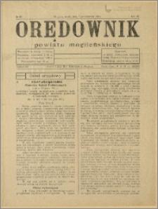 Orędownik Powiatu Mogileńskiego 1931 Nr 80