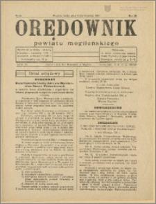 Orędownik Powiatu Mogileńskiego 1931 Nr 82