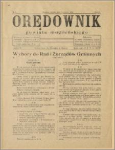 Orędownik Powiatu Mogileńskiego, 1932, Nr 3