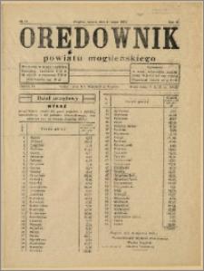 Orędownik Powiatu Mogileńskiego, 1932, Nr 11
