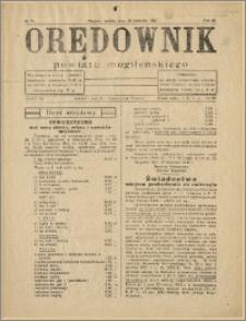 Orędownik Powiatu Mogileńskiego, 1932, Nr 31