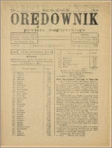 Orędownik Powiatu Mogileńskiego, 1932, Nr 36
