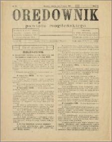 Orędownik Powiatu Mogileńskiego, 1932, Nr 37