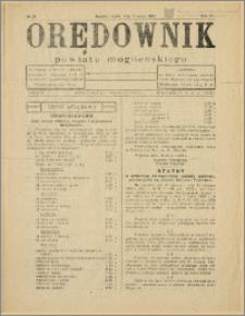Orędownik Powiatu Mogileńskiego, 1932, Nr 38