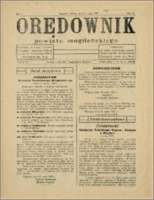 Orędownik Powiatu Mogileńskiego, 1932, Nr 41