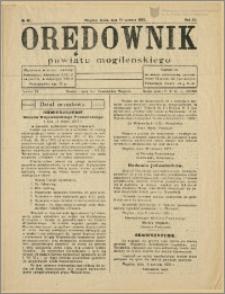 Orędownik Powiatu Mogileńskiego, 1932, Nr 48