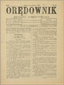 Orędownik Powiatu Mogileńskiego, 1932, Nr 58