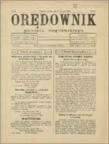 Orędownik Powiatu Mogileńskiego, 1932, Nr 69