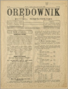 Orędownik Powiatu Mogileńskiego, 1932, Nr 79