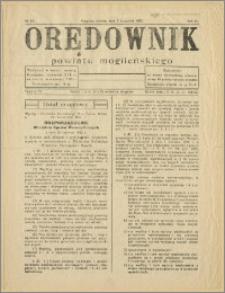 Orędownik Powiatu Mogileńskiego, 1932, Nr 89