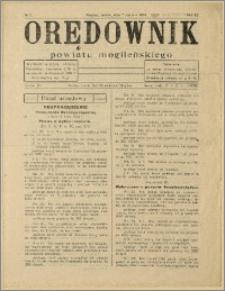 Orędownik Powiatu Mogileńskiego, 1933, Nr 2