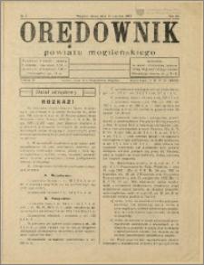 Orędownik Powiatu Mogileńskiego, 1933, Nr 3