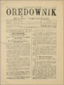 Orędownik Powiatu Mogileńskiego, 1933, Nr 7