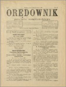 Orędownik Powiatu Mogileńskiego, 1933, Nr 8