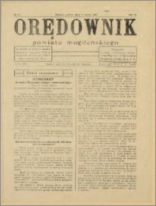 Orędownik Powiatu Mogileńskiego, 1933, Nr 12
